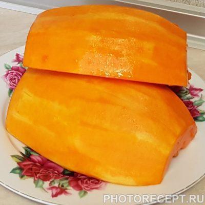 Фото рецепта - Пряный пирог из тыквы - шаг 1
