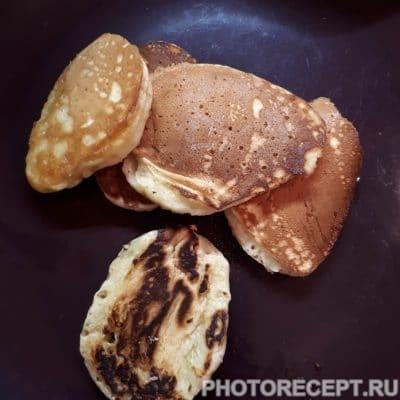 Бездрожевые оладьи на кефире - рецепт с фото