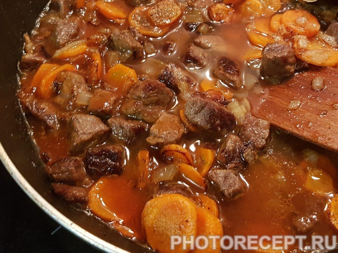 Подлив к гречке без мяса пошаговый рецепт