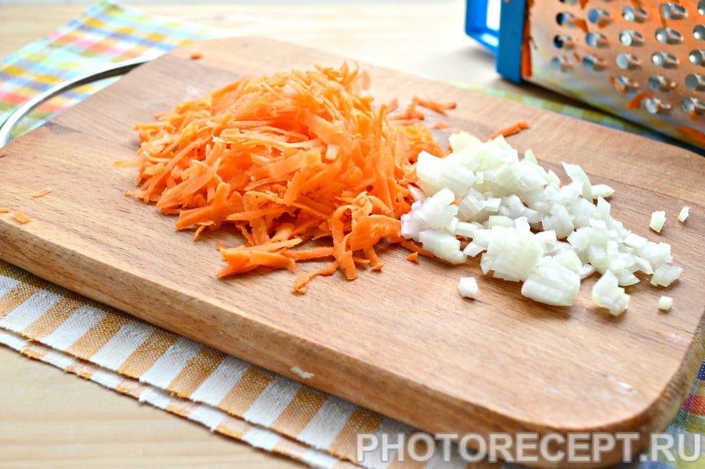 Фото рецепта - Борщ со свеклой и бараниной - шаг 3
