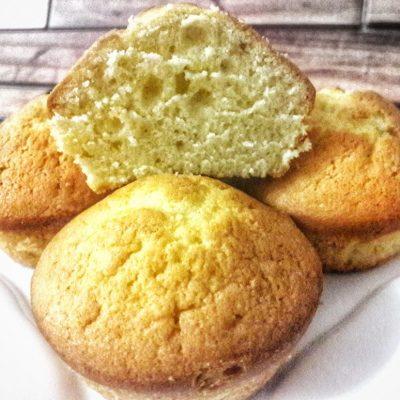 Тесто на пирожные «Капкейк» - рецепт с фото