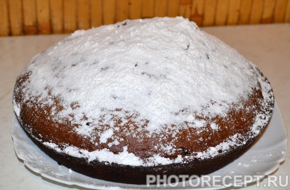 Фото рецепта - Домашний пирог с вареньем - шаг 7