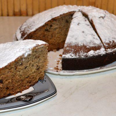 Домашний пирог с вареньем - рецепт с фото