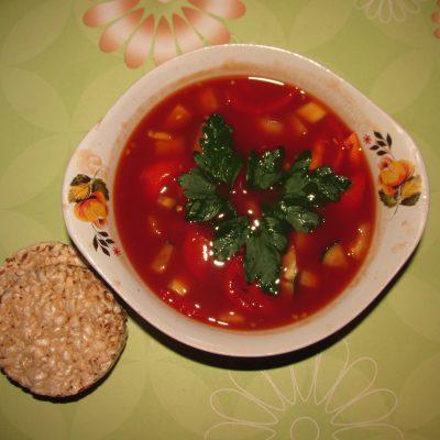 Суп гаспачо - рецепт с фото