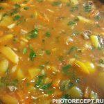 Фото рецепта - Овощное рагу  с мясом - шаг 11