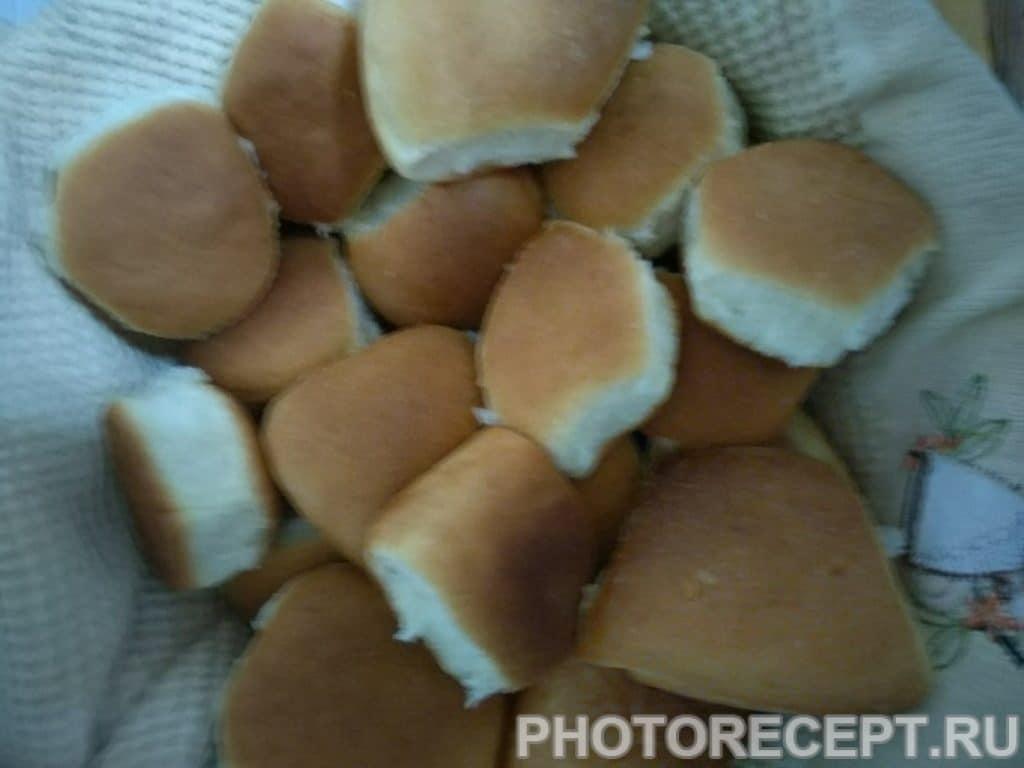 Фото рецепта - Гамбургеры «Домашние» с мясной котлетой - шаг 1