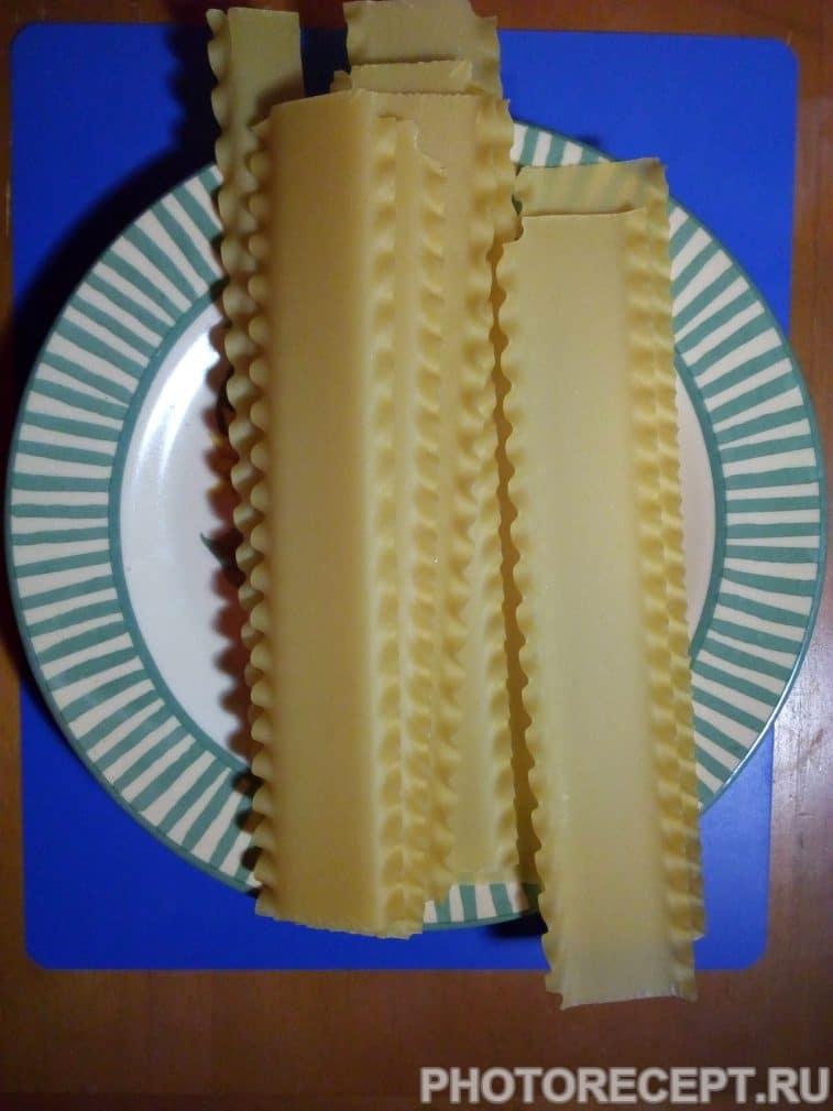 Фото рецепта - Лазанья с фаршем - шаг 6