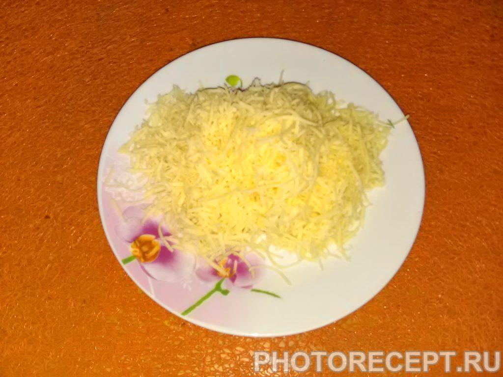 Фото рецепта - Запеченный фаршированный перец под сыром - шаг 3