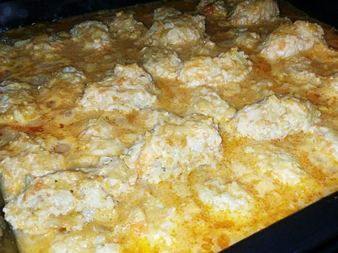 Рецепт ленивых голубцов в духовке с пошаговым фото