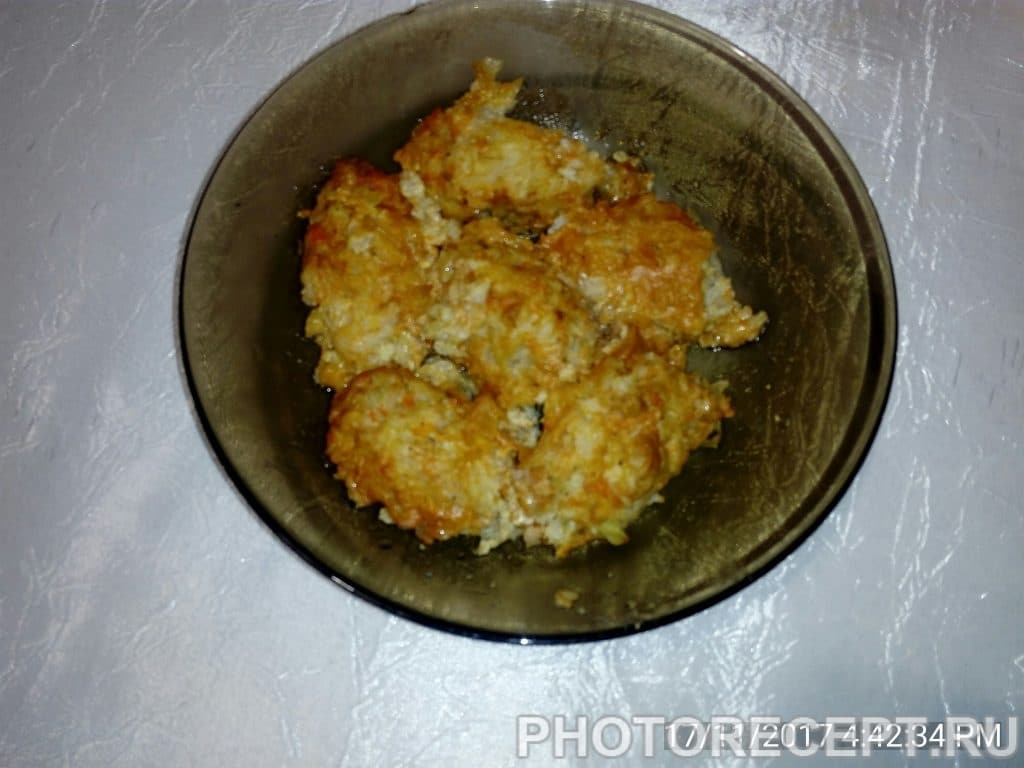 Фото рецепта - Ленивые голубцы - шаг 6