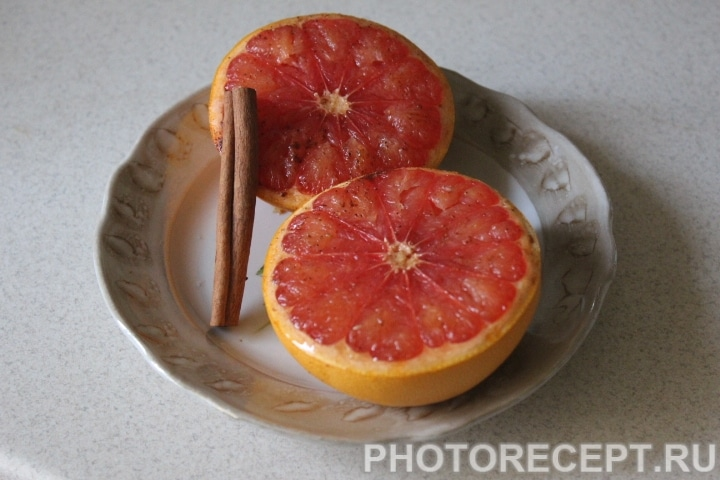 Фото рецепта - Пряные грейпфруты в виде закуски - шаг 6