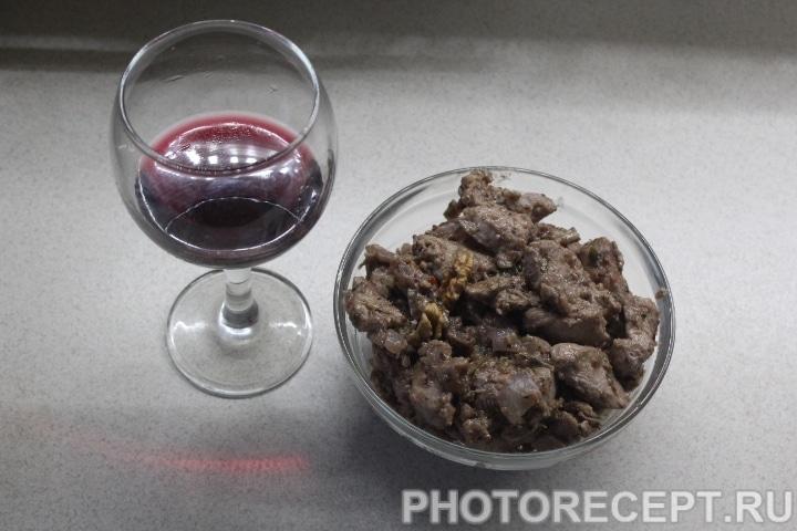 Фото рецепта - Низкокалорийное сациви из куриной грудки - шаг 8