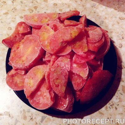 Фото рецепта - Чахохбили из курицы с овощами - шаг 2