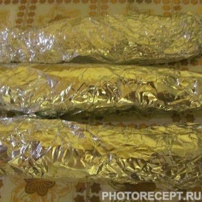 Фото рецепта - Скумбрия запеченная под соевым соусом - шаг 4