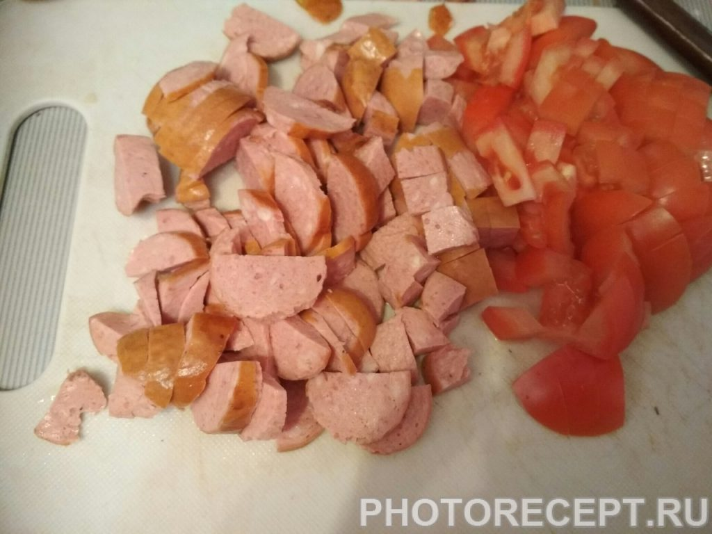 Фото рецепта - Солянка домашняя - шаг 4