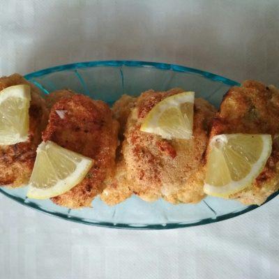 Котлеты из рыбы - рецепт с фото
