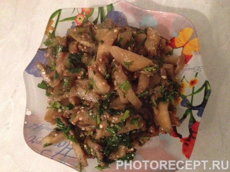 Фото рецепта - Сочные баклажаны тушенные в мультиварке - шаг 6