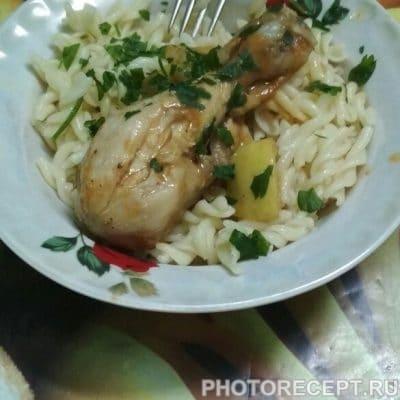 Курица в мультиварке в кисло-сладком соусе - рецепт с фото