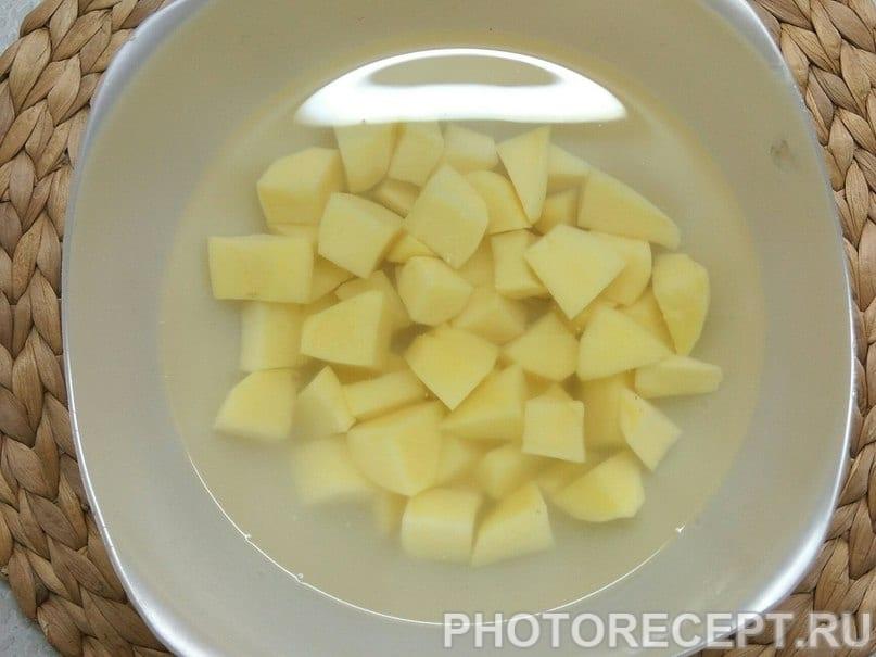 Фото рецепта - Студенческое жаркое в горшочках - шаг 2