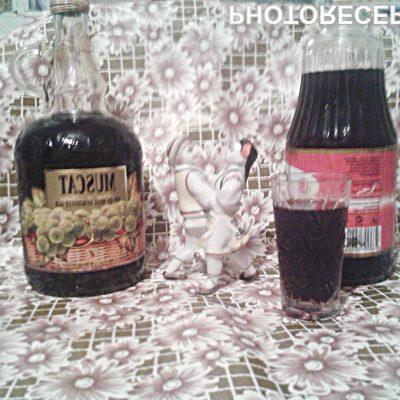 Наливка 33 ягоды - рецепт с фото