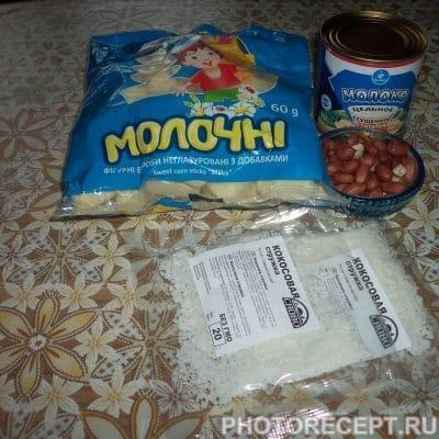 Фото рецепта - Пирожные Рафаэлло за 20 минут - шаг 1