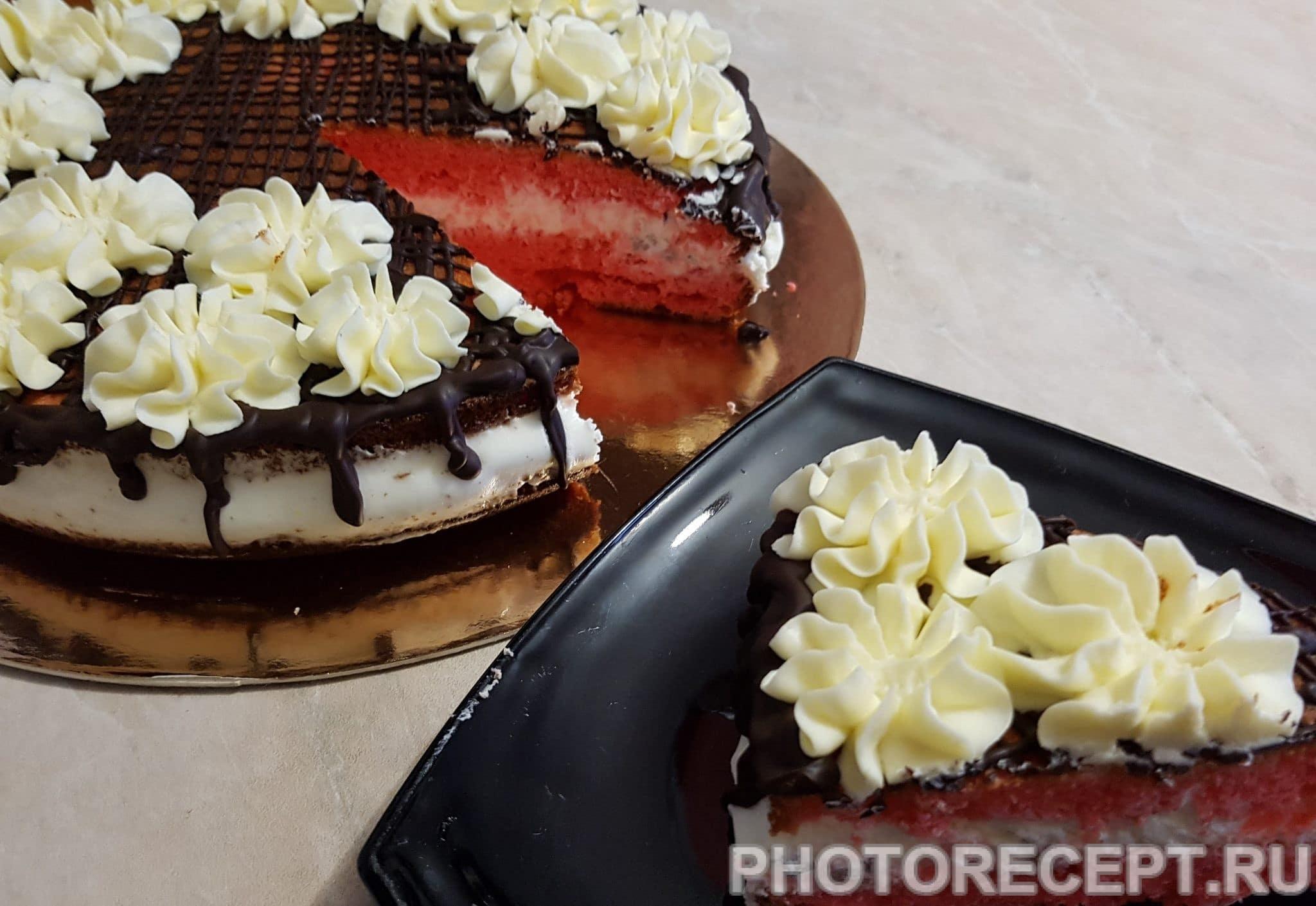 Вкусный торт рецепт пошагово праздничный