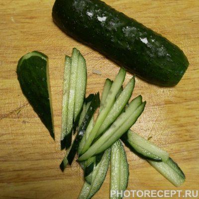Фото рецепта - Салат из капусты «Свежесть» - шаг 3