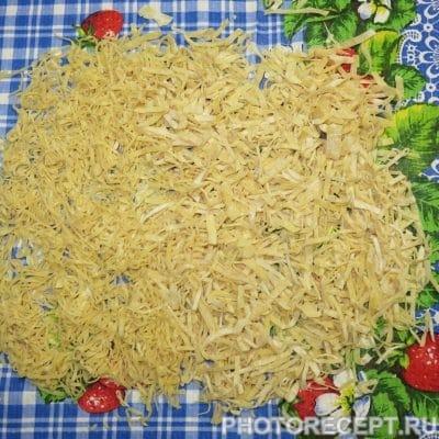 Лапша домашняя — тесто - рецепт с фото