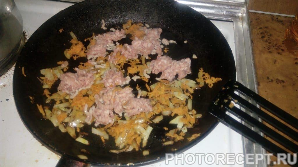 Фото рецепта - Фасоль с макаронами в томатно-чесночном соусе - шаг 1
