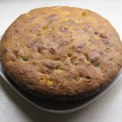Национальный шотландский  кекс — «Данди» - рецепт с фото