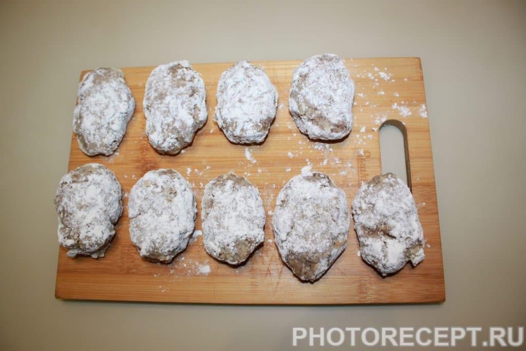Фото рецепта - Сочные котлеты из фарша лосятины - шаг 7