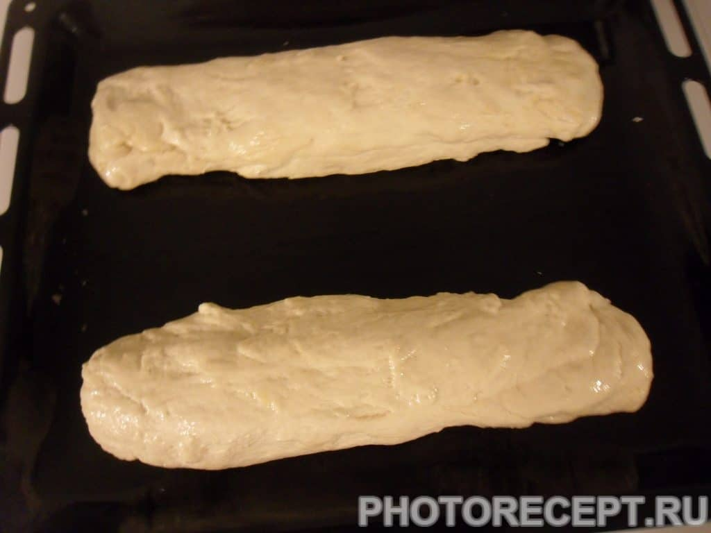 Фото рецепта - Хлеб из белой муки - шаг 5
