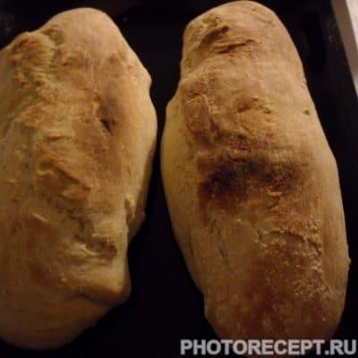 Фото рецепта - Хлеб из белой муки - шаг 6