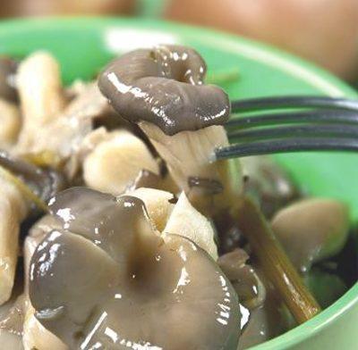 Маринованные грибы вешенки - рецепт с фото