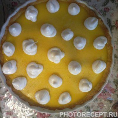 Фото рецепта - Лимонный тарт - шаг 3