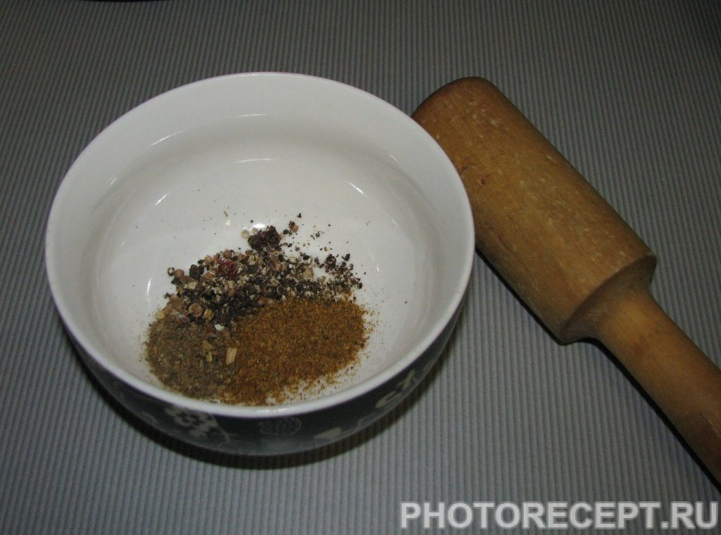 Фото рецепта - Пакоры (овощи в кляре) - шаг 3
