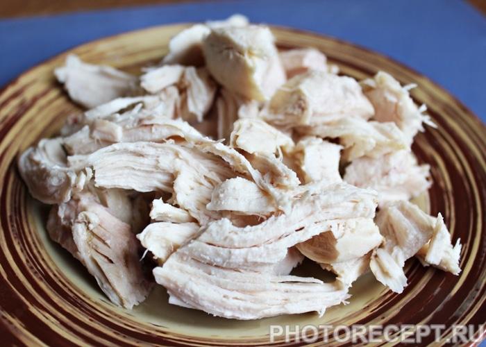 Фото рецепта - Куриный суп с пастой (лапшой) - шаг 1