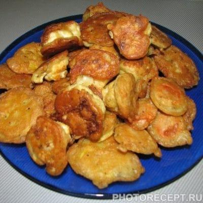 Пакоры (овощи в кляре) - рецепт с фото