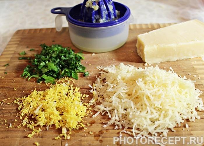 Фото рецепта - Спагетти в лимонном соусе - шаг 3