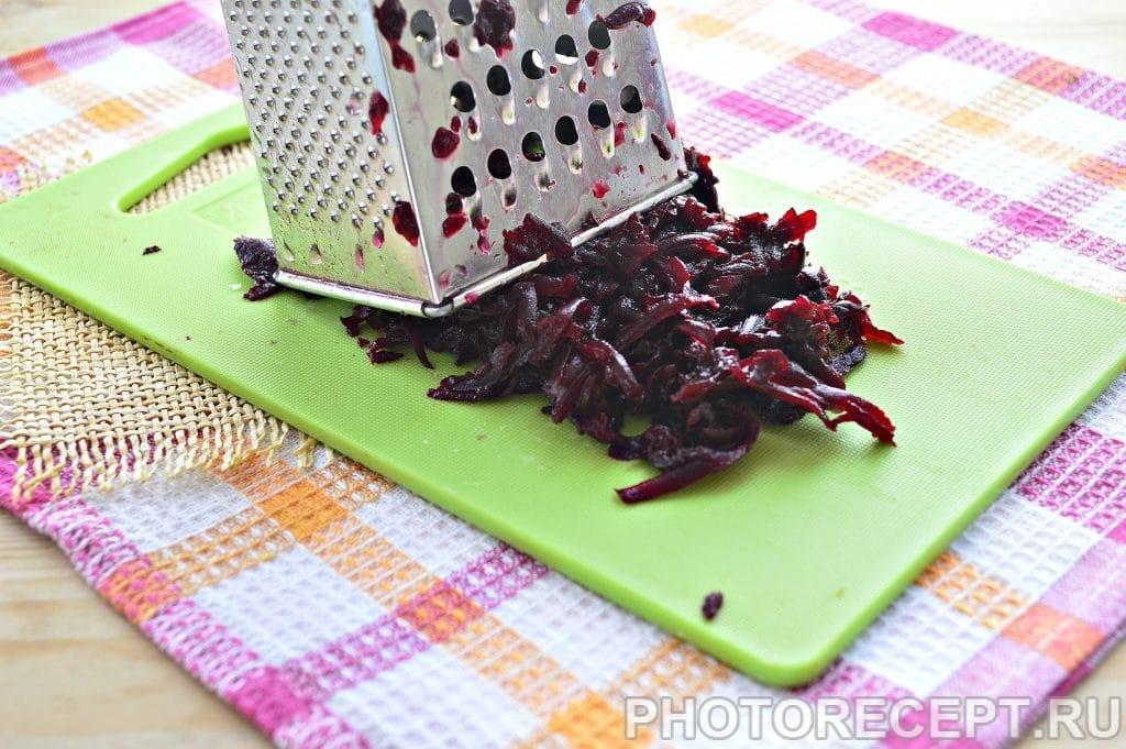 Фото рецепта - Красный борщ со свининой - шаг 5