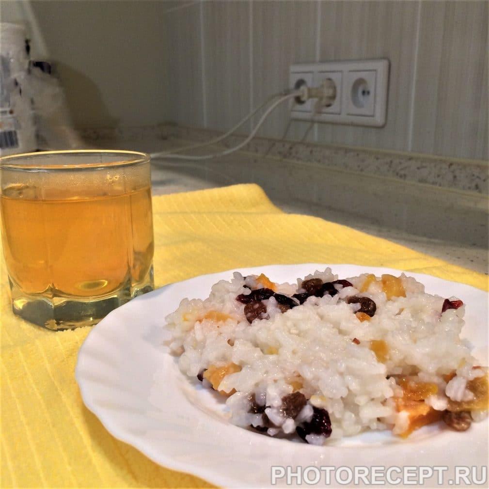 Фото рецепта - Кутья из риса к Сочельнику - шаг 4