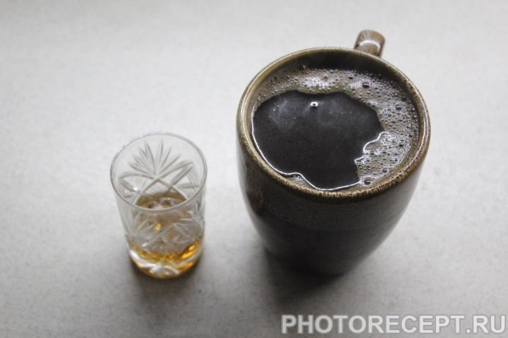 Фото рецепта - Кофе по-карибски - шаг 5