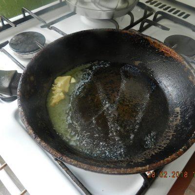 Фото рецепта - Цветная капуста и брокколи, запеченные под сливочным соусом - шаг 4