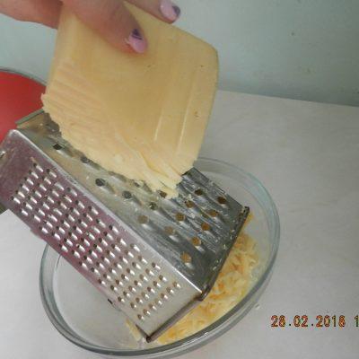 Фото рецепта - Цветная капуста и брокколи, запеченные под сливочным соусом - шаг 6