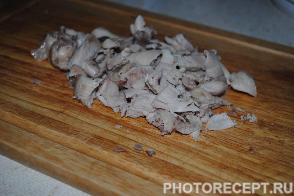 Фото рецепта - Куриный суп с картофелем и вермишелью - шаг 1
