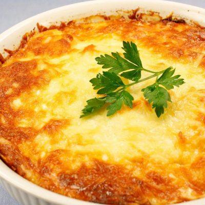 Картофельная бабка - рецепт с фото