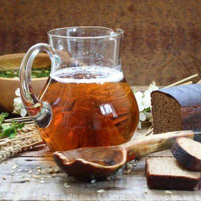 Хлебный квас - рецепт с фото