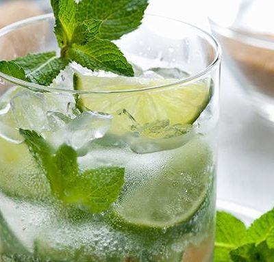 Коктейль Мохито (безалкогольный) - рецепт с фото