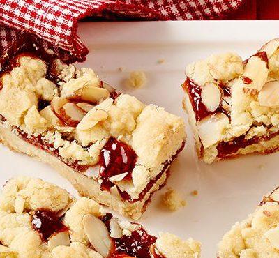 Песочное печенье с фруктовым конфитюром - рецепт с фото