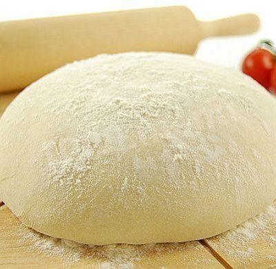 Тонкое тесто для пиццы - рецепт с фото